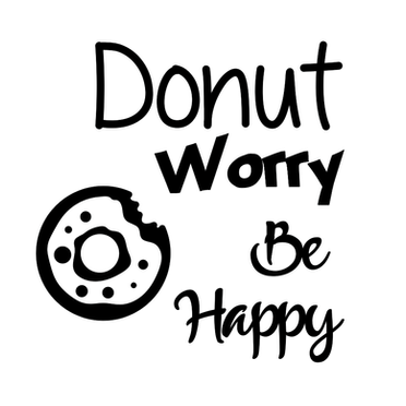 Donut worry be happy.png