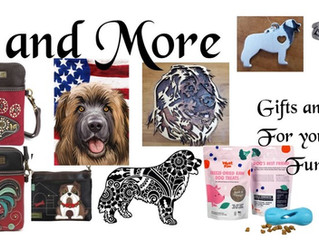 Leos and More - Gifts and Treasures to make you and your furry companions' day!