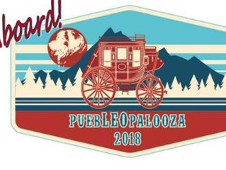 PuebLEOpalooza – November 8th – 12th