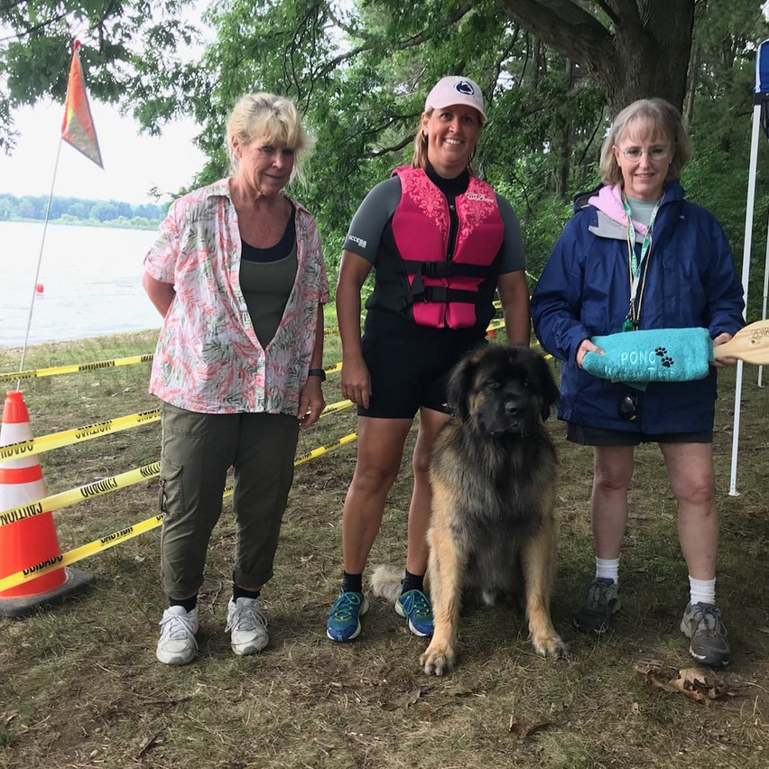 WaterTestCert Sue & Talon