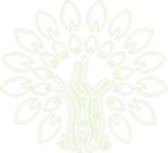 Outline of the tree in the Listening Tree logo