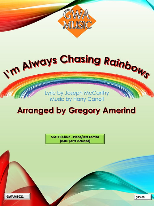 I'm Always Chasing Rainbows - Accompaniment Tracks