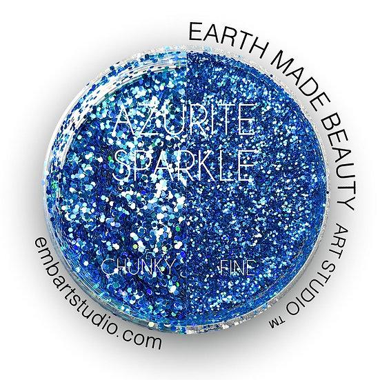 Azurite Sparkle Glitter