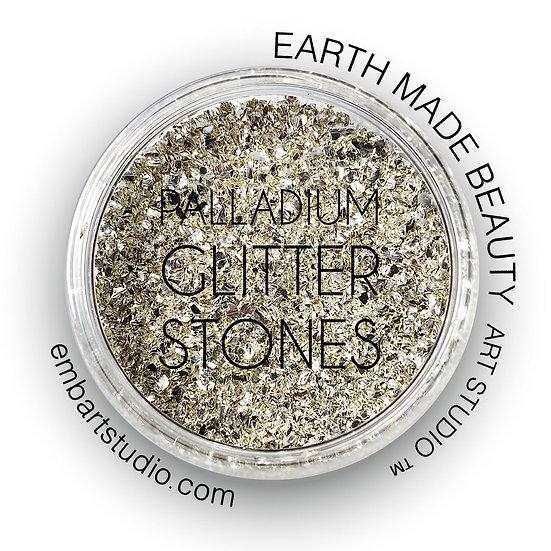 Palladium Glitter Stones