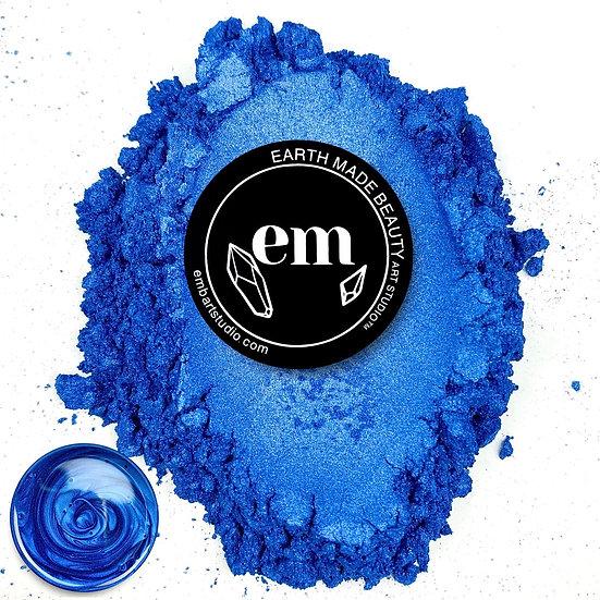 Deep Sapphire Blue