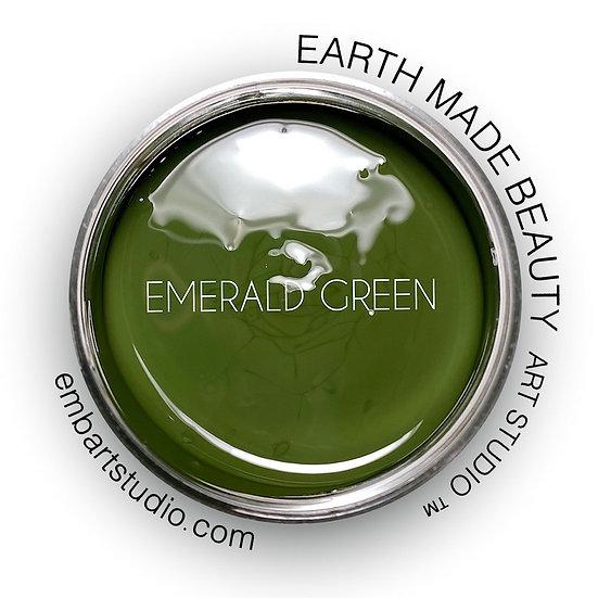 Emerald Green Pigment Paste