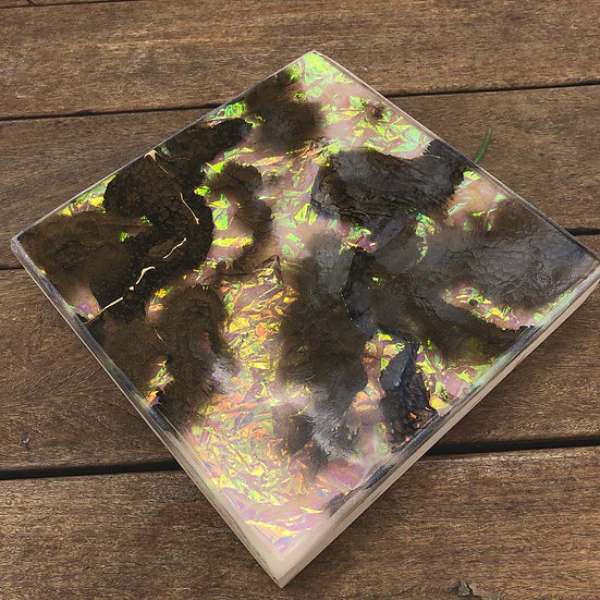 Abstract Boulder Opal