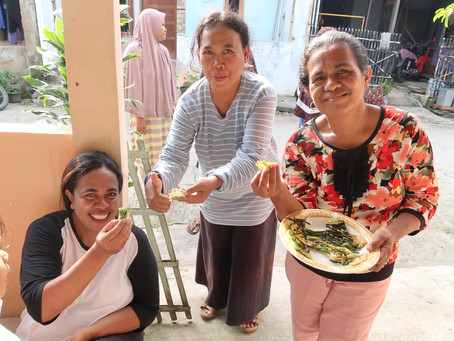 Cooking Class with Be Kind House Moms