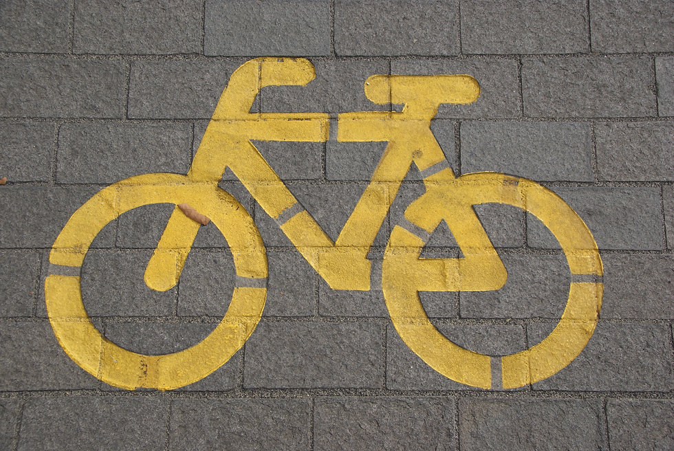 bicycle-lane-on-gray-concrete-road-21009