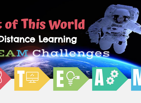 Out of This World STEAM Challenge!