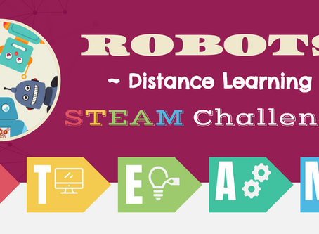 Robots STEAM Challenge