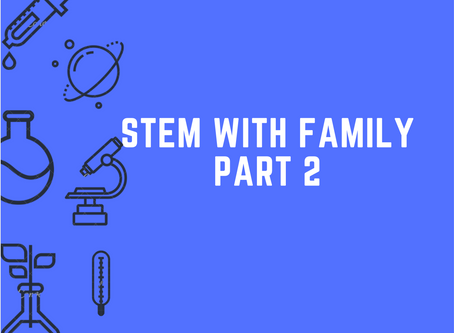 STEM with Family Part 2