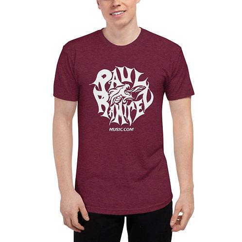 Unisex Paul Ramirez Dragon Tri-Blend Track Shirt