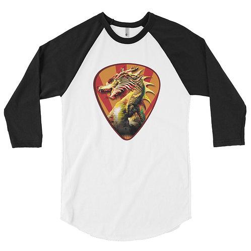 Men's PRB Dragon 3/4 Sleeve Shirt