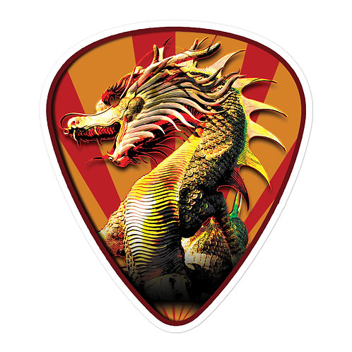 Men's PRB Dragon Sticker