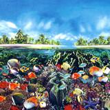 """Tahitian Black Pearl Reef"""