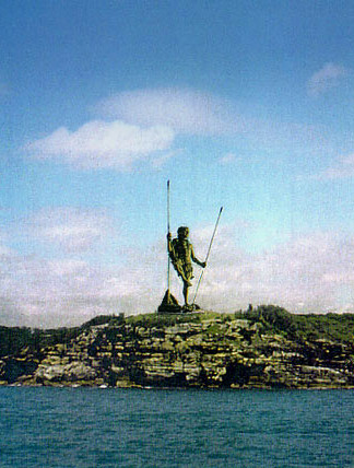 """The Australian Monument"""