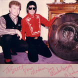 "Michael congratulates Brett for his Jackson Burn Center bronze relief and wrote ""Brett, you're the modern day Michelangelo""."