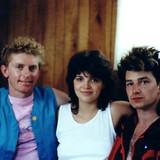 Brett, Bono of U2, and his wife discuss future projects.