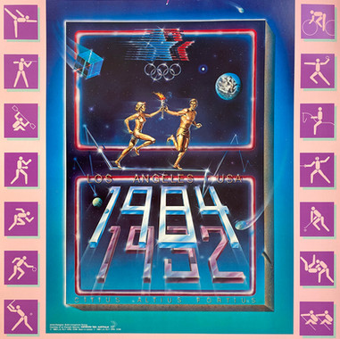 """The 1984 Olympic Games"""