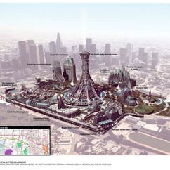 """""""The City of Angels"""" Architecture Project"""