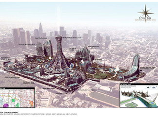 """The City of Angels"" Architecture Project"