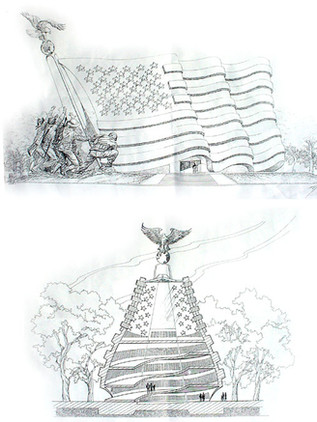 """The United States Monument"""