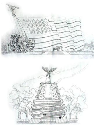 """""""The United States Monument"""""""