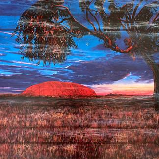 """""""Ayers Rock - Uluru"""""""