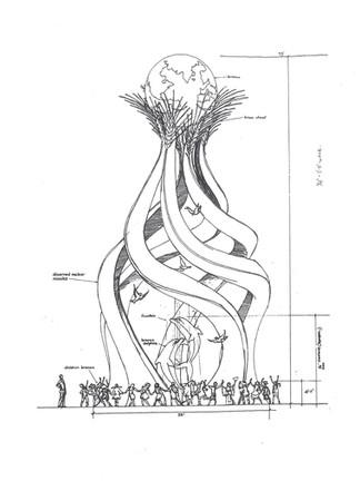 """""""World Friendship Monument"""""""