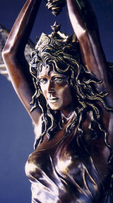 """Statue of Freedom Angel"""