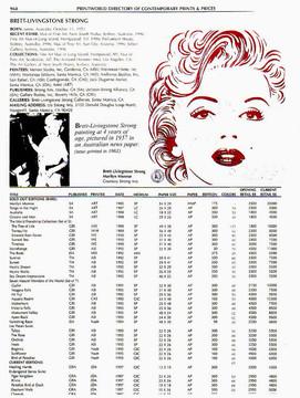 Printworld Directory, 1999
