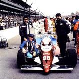Agajanian Strong Indy500 Racing Team