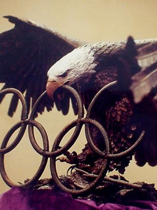 """""""Olympic Eagle"""""""