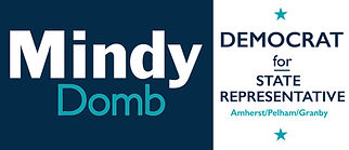 Mindy Domb for Massachusetts State Representative. Amherst/Pelham/Granby.