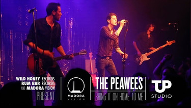 THE PEAWEES LIVE - Bring It On Home To Me