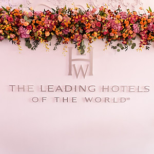 Leading Hotels of the World.