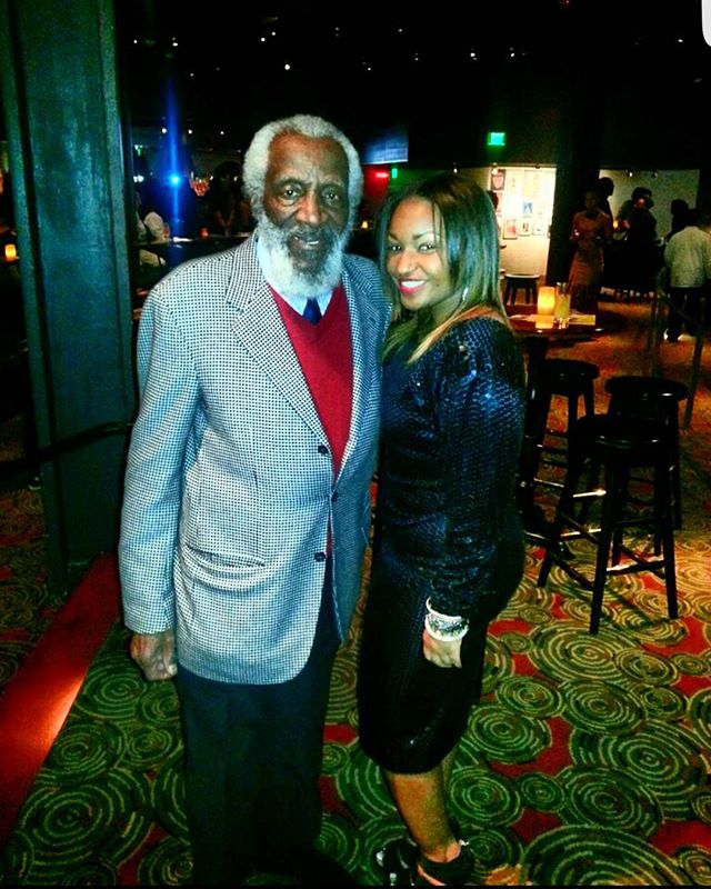 Comedian & Activist Dick Gregory