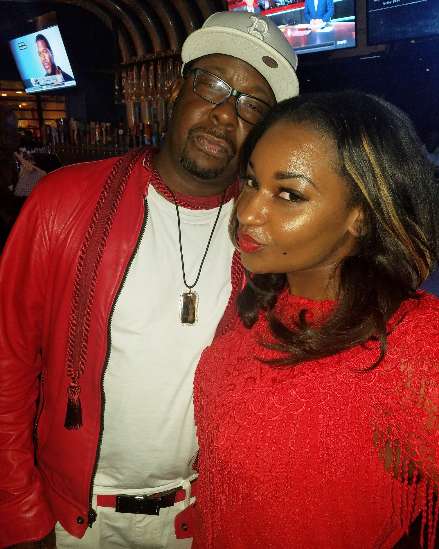 Bobby Brown & Ashleigh Demi