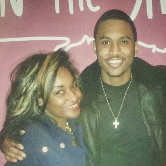 lways good seeing Trey Songz