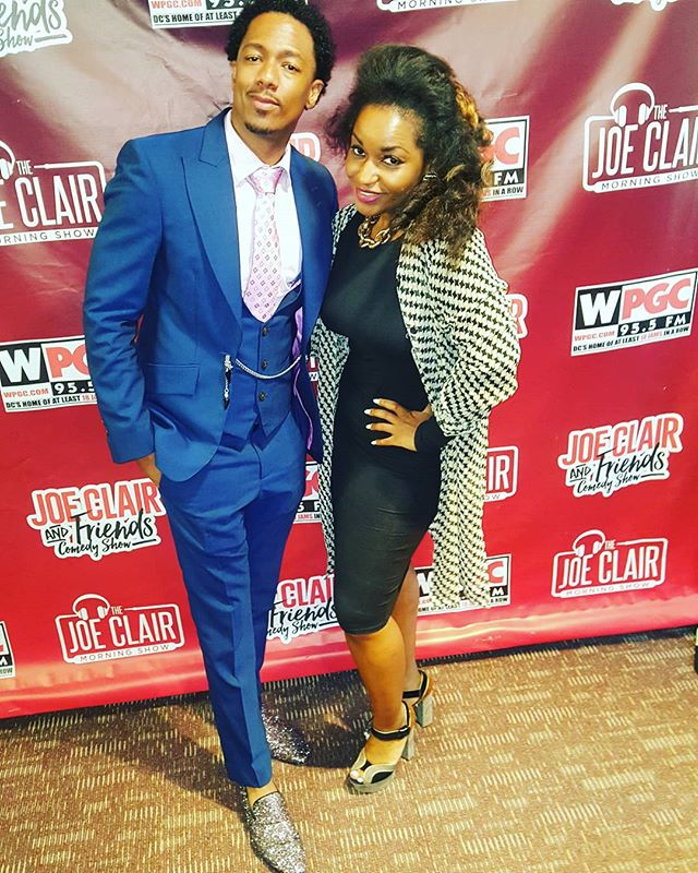 Nick Cannon visits WPGC 95.5