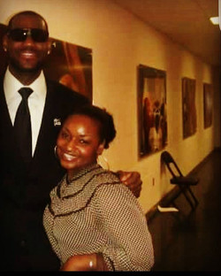 LeBron James in 2007