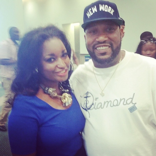 Backstage w Bun B _trillog of #UGK_BET's #GeniusTalks panel talk sponsored by Jordan #BETx #BETaward