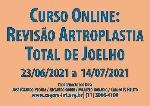 """23 de Junho - Curso Online """"Revisão de ATJ"""""""