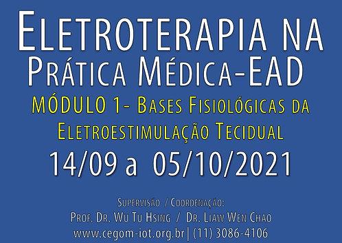 14 de Setembro - Curso Bases Fisiológicas da Eletroestimulação Tecidual