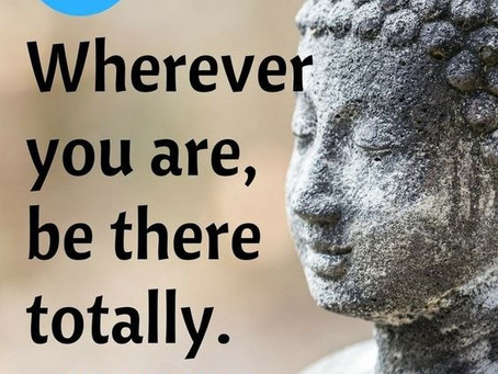 Mindful Living!