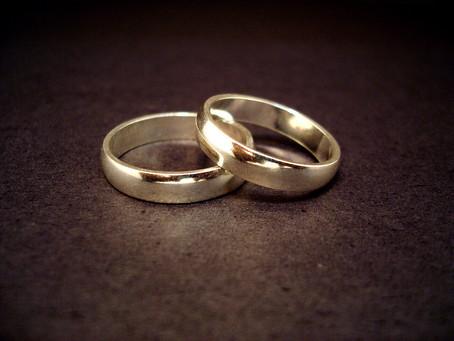Wow I am MARRIED!