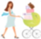 nurse sortie de maternité