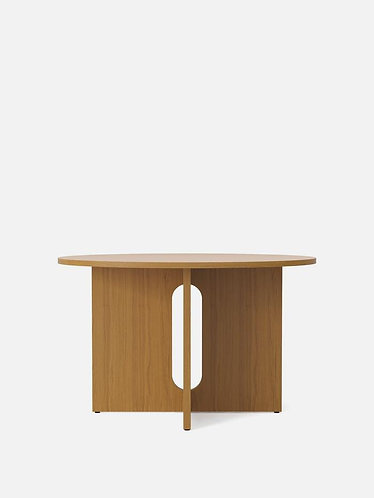 Androgyne Round Dining Table