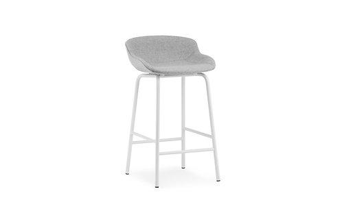 Hyg Barstool 65 cm Full Upholster y Steel
